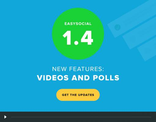 EasySocial 1.4 Beta Available Now