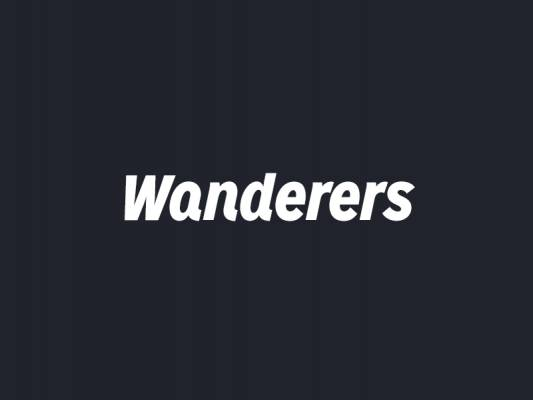 Wanderers - Beautiful Joomla Template In The Making