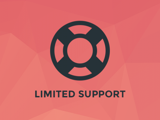 Limited Support for New Year's Day