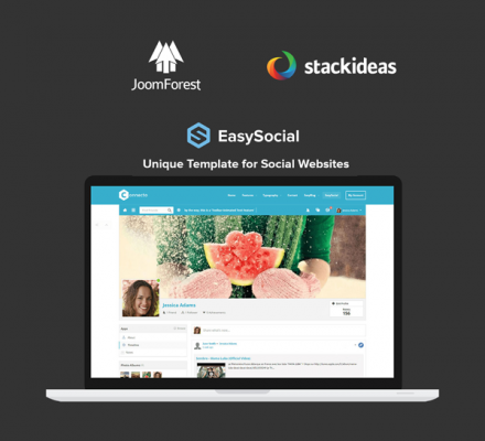 EasySocial and JoomForest Connecto