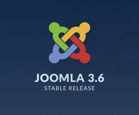 Joomla 3.6 Stable Release Update